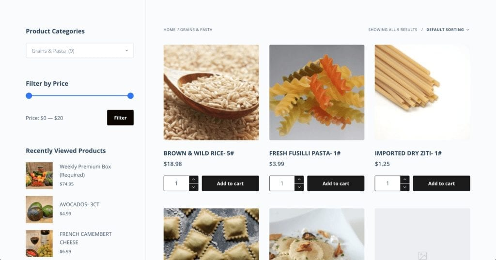 Add quantity fields to WooCommerce store page